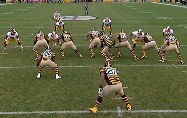 Pittsburgh Steelers give us a new era of uniform horribleness