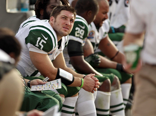 Report: Tebow a 'virtual certainty' to play for Jacksonville Ja…