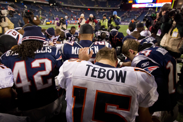 Rewind past Jets disaster: Tebow's time as Denver's quarterback…