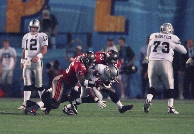 Buccaneers fire back at Tim Brown: 'We killed them. We kicked t…