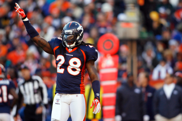 Broncos safety Quinton Carter faces felony charges after casino…
