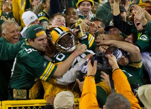 Donald Driver provided a great, uplifting (and underappreciated…