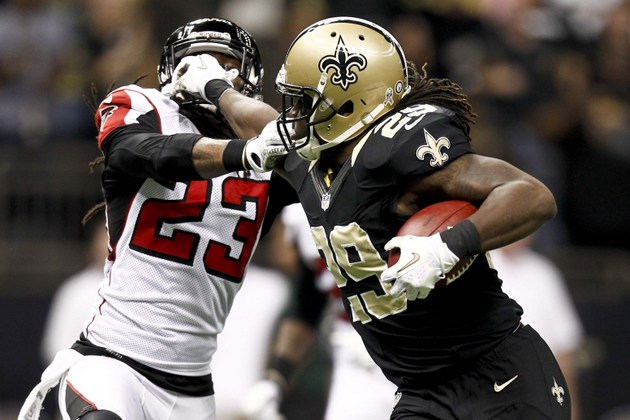 Chris Ivory's 56-yard tour de force fueled New Orleans Saints u…