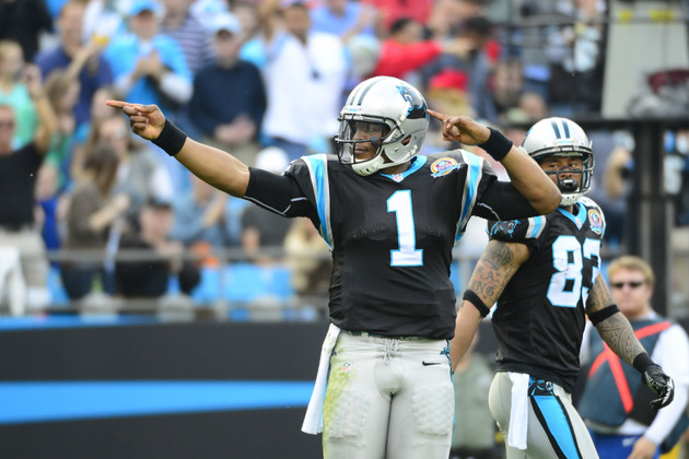Cam Newton having a quiet resurgence