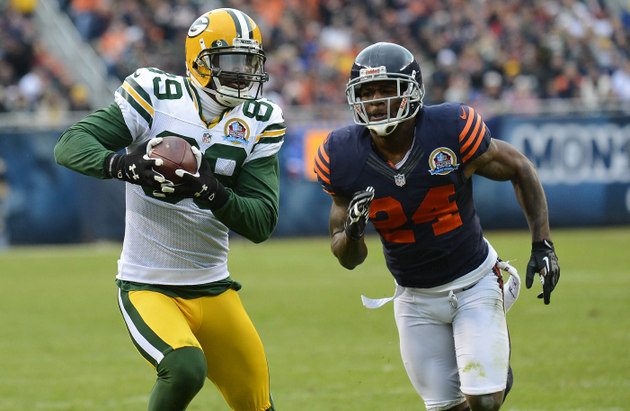 Packers wrap up NFC North title with a sweep of the Bears
