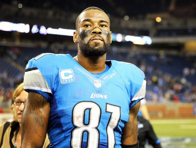Calvin Johnson finishes 36 yards short of 2,000 for the season