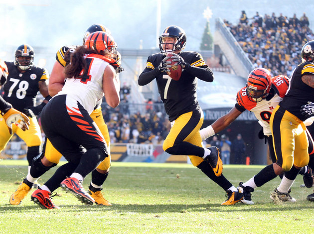 Ben Roethlisberger's inexplicable interception finishes Steeler…
