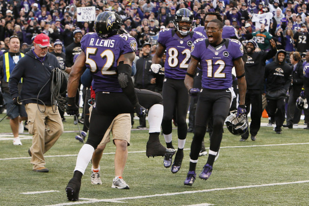 Amani Toomer blasts Ray Lewis: 'You're becoming a caricature of…