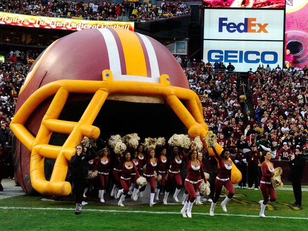 Washington Redskins were also targeted by an imposter using a f…