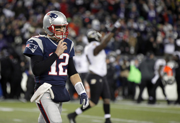 Championship Sunday LVPs: Tom Brady finishes season with a hear…