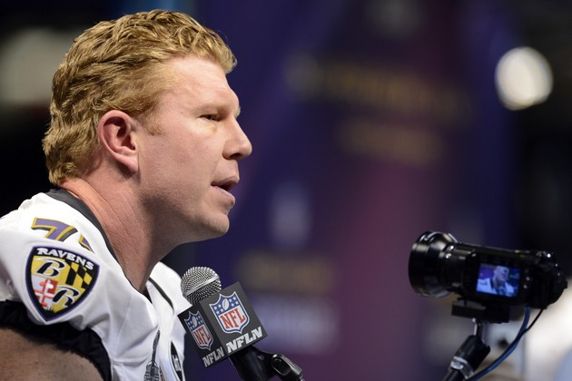 Ravens center Matt Birk plans to donate his brain to research a…