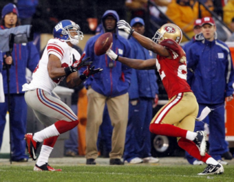 Carlos Rogers backs off promise to do Victor Cruz's salsa dance