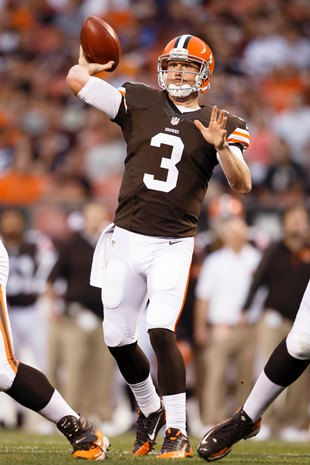 Preseason Blitz: Cleveland Browns QB Brandon Weeden has promisi…