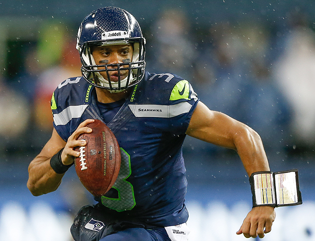 Second-year slumpbusters: Russell Wilson