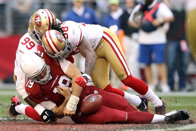 MNF Preview: Cardinals' lines seem to have few answers for 49er…