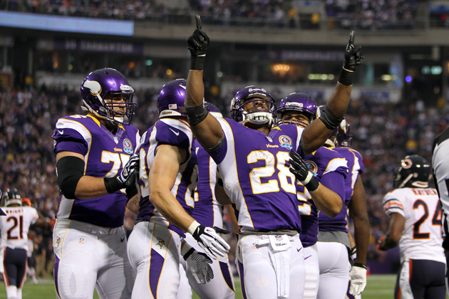Week 14 MVPs: Adrian Peterson defies all available logic