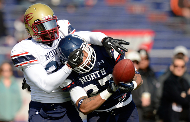 Senior Bowl Report: North Team defensive backs look to impress …