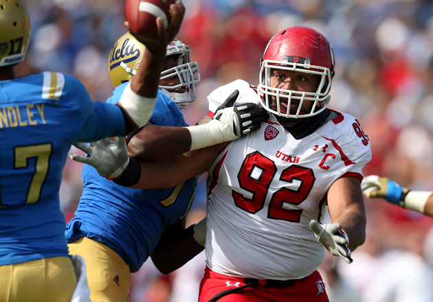 Star Lotulelei dominates at Utah's pro day, may regain esteemed…