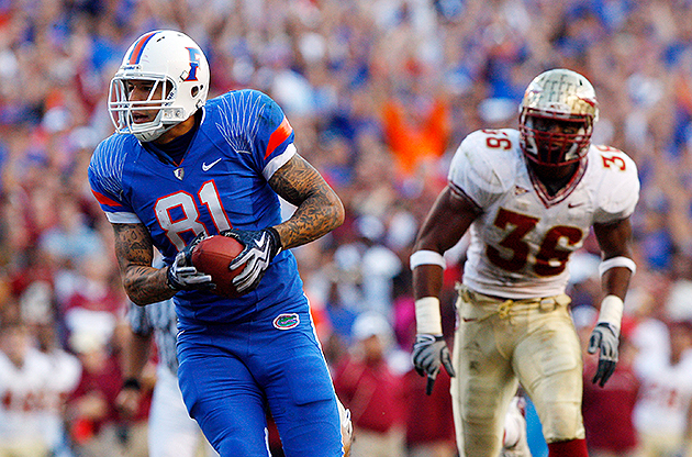 Aaron Hernandez involved in bar fight in Gainesville in 2007, a…