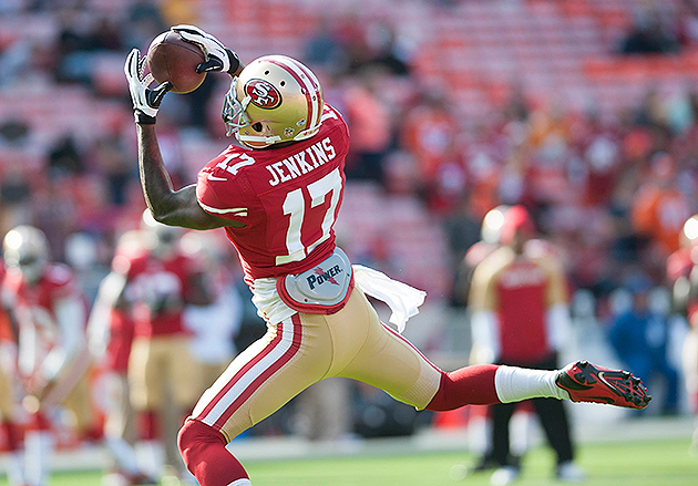 2012 first-round pick A.J. Jenkins struggling to earn spot on 4…