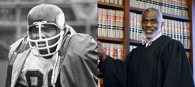 Outside the Game: On the field or in a court of law, Alan Page …