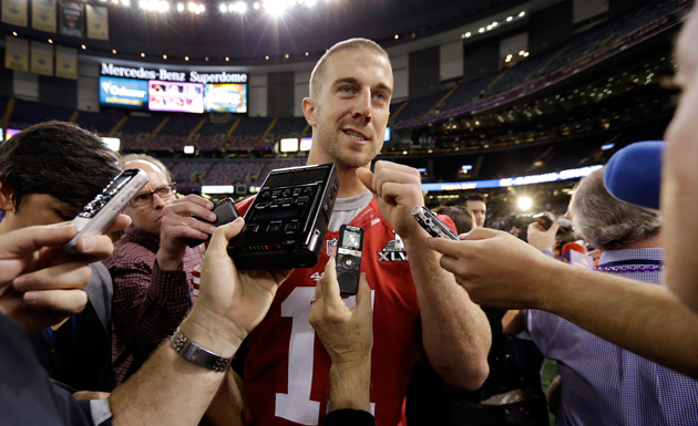 If Alex Smith will be gone from San Francisco, where can he go?