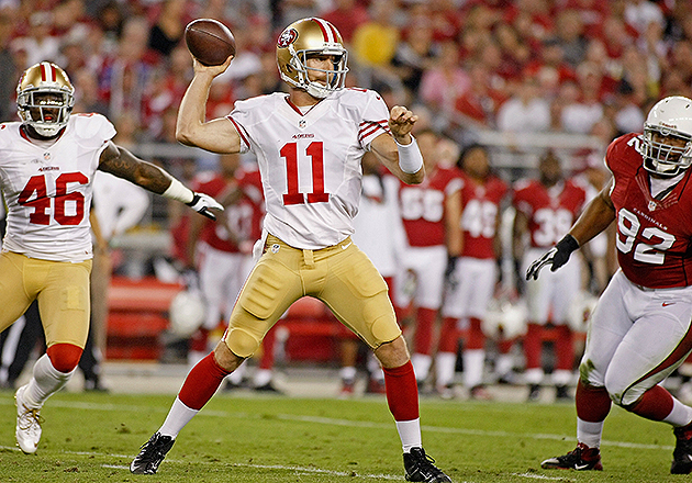 Report: 49ers quarterback Alex Smith is expected to ask for his…