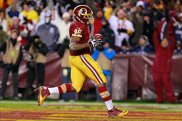 Alfred Morris, Robert Griffin spur Redskins to first NFC East t…