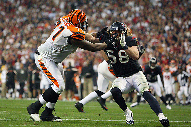 Andre Smith to re-sign with the Cincinnati Bengals
