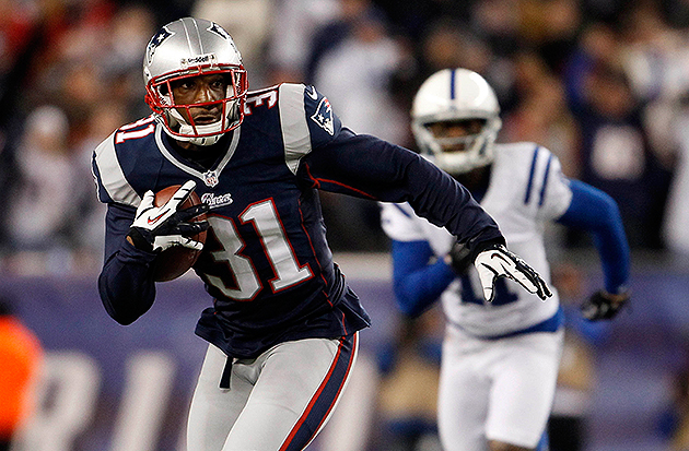 New England Patriots re-sign CB Aqib Talib to one-year deal