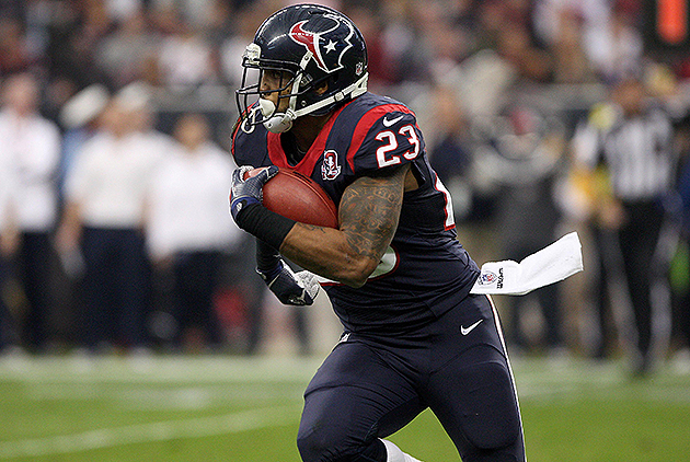 Texans notes: Foster praises Kubiak; fans rock Reliant