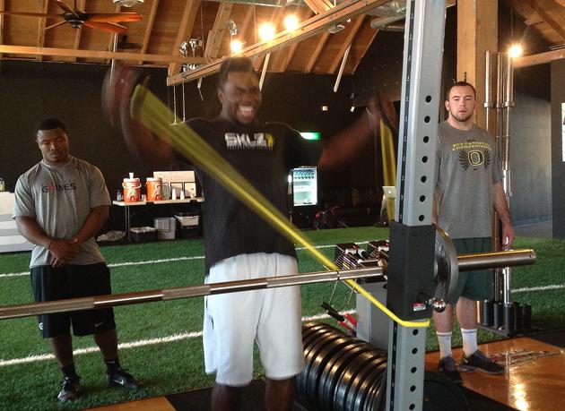 Kenjon Barner and Dion Jordan starred at Oregon, but the NFL ch…