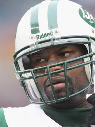 Bart Scott tries to lead mutiny against media following Jets wi…