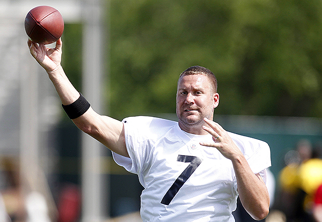 Steelers QB Ben Roethlisberger undergoes 'minor' knee surgery