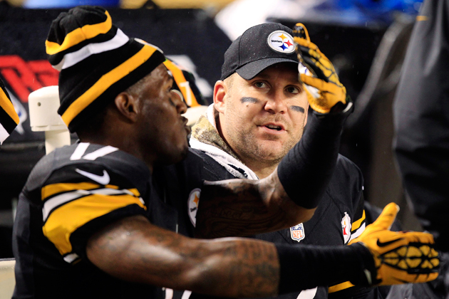 Roethlisberger termed 'questionable' for next week because of s…