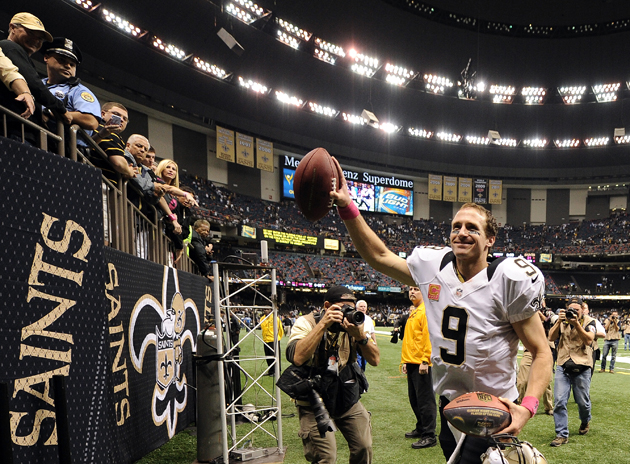 The Shutdown Corner Interview: Drew Brees, Part 1
