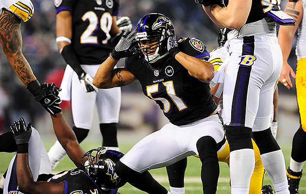 Brendon Ayanbadejo backtracks on Ravens comments, says multiple…