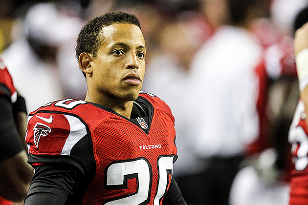 No deal between Brent Grimes, Falcons
