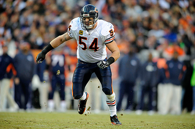 Brian Urlacher says contract offer from the Bears was an ultima…