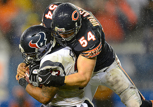 Chicago Bears announce that Brian Urlacher will not be back in …
