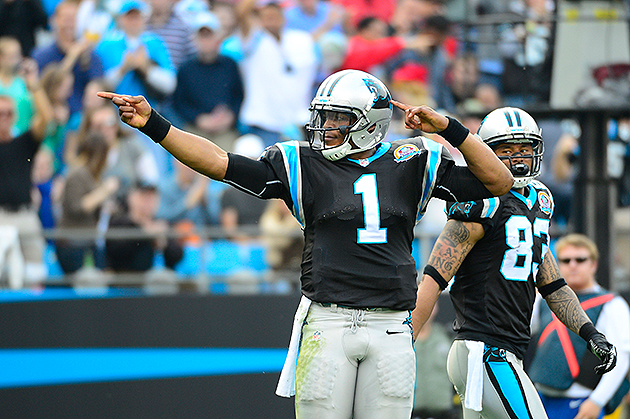'Shutdown Corner' offseason TPS report: Carolina Panthers