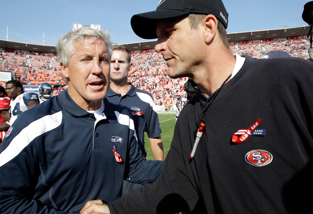 Seahawks, 49ers see mirror images in each other