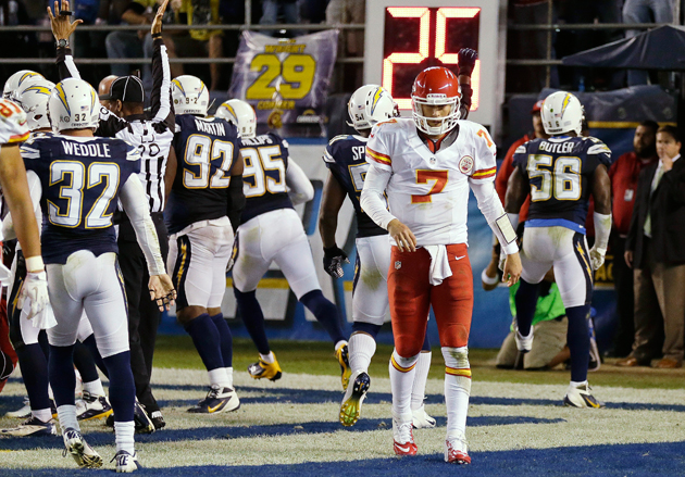 Philip Rivers, opportunistic defense lead Chargers to 31-13 win…
