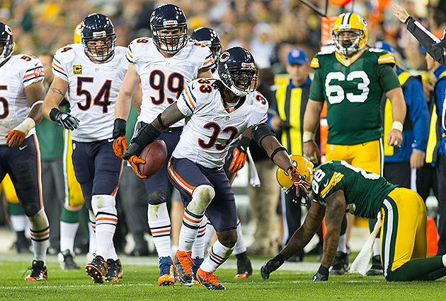 'Shutdown Corner' offseason TPS report: Chicago Bears