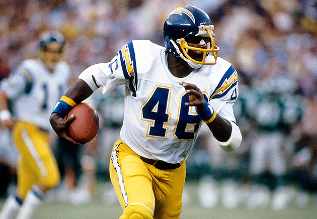 Former Saints, Chargers running back Chuck Muncie dies at 60