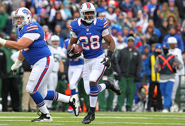 Buffalo Bills salary cap outlook: C.J. Spiller is a bargain in …