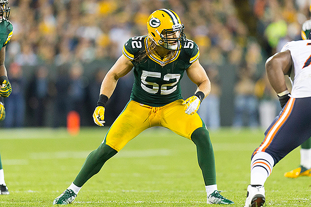 Packers, Clay Matthews agree to long-term extension