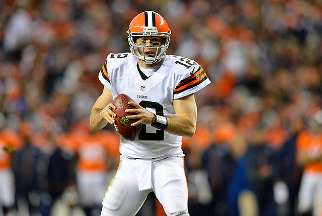 Browns trade QB Colt McCoy to the 49ers