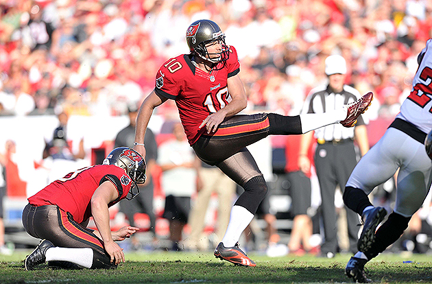 Buccaneers kicker Connor Barth out for season after tearing Ach…