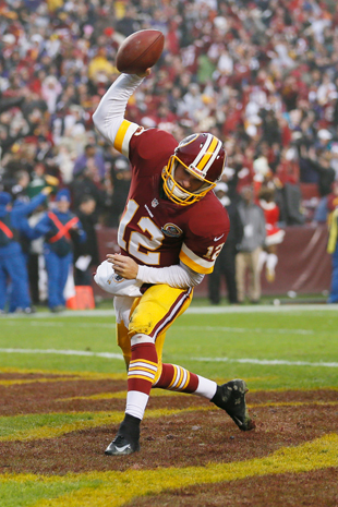 Kirk Cousins makes big plays when needed in Redskins' thrilling…